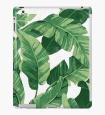 Vinilo o funda para iPad Tropical banana leaves II