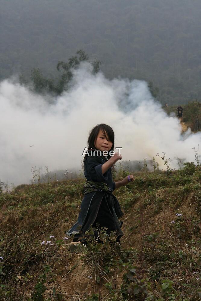 Vietnamese Girl  by AimeeT