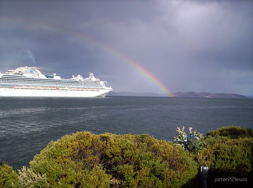 Sapphire in Hobart by peter22lewis