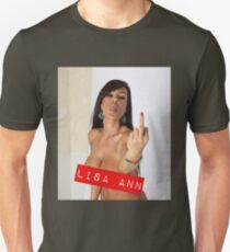 LISA ANN Unisex T-Shirt