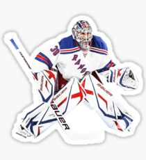 Henrik Lundqvist In-Net Crop Sticker