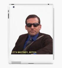 It's Britney... iPad Case/Skin
