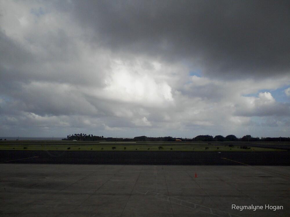 kauai airport by Reymalyne Hogan