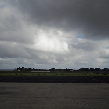 kauai airport by reyrey