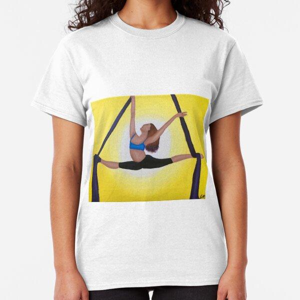"""Aerial Dancer"" Classic T-Shirt"