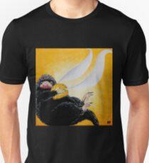 Niffler  with Golden Snidget Painting Unisex T-Shirt