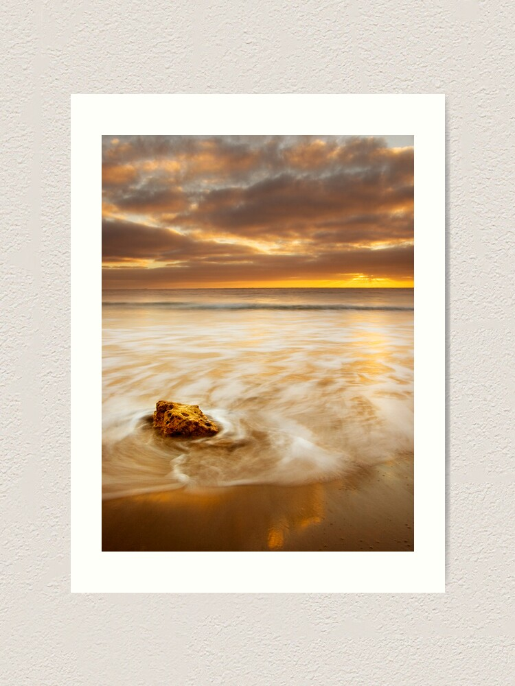Alternate view of The Coast is Always Changing Art Print