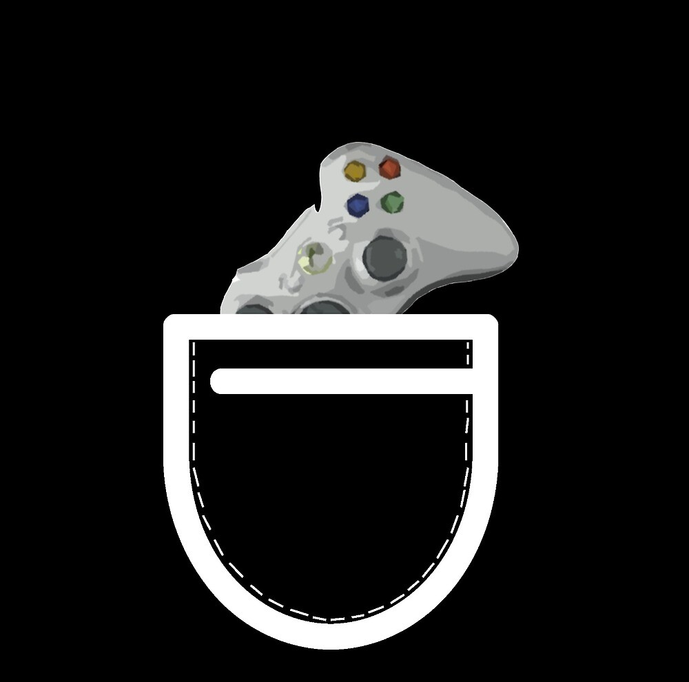 X360 Controller in the Pocket by Warnunk