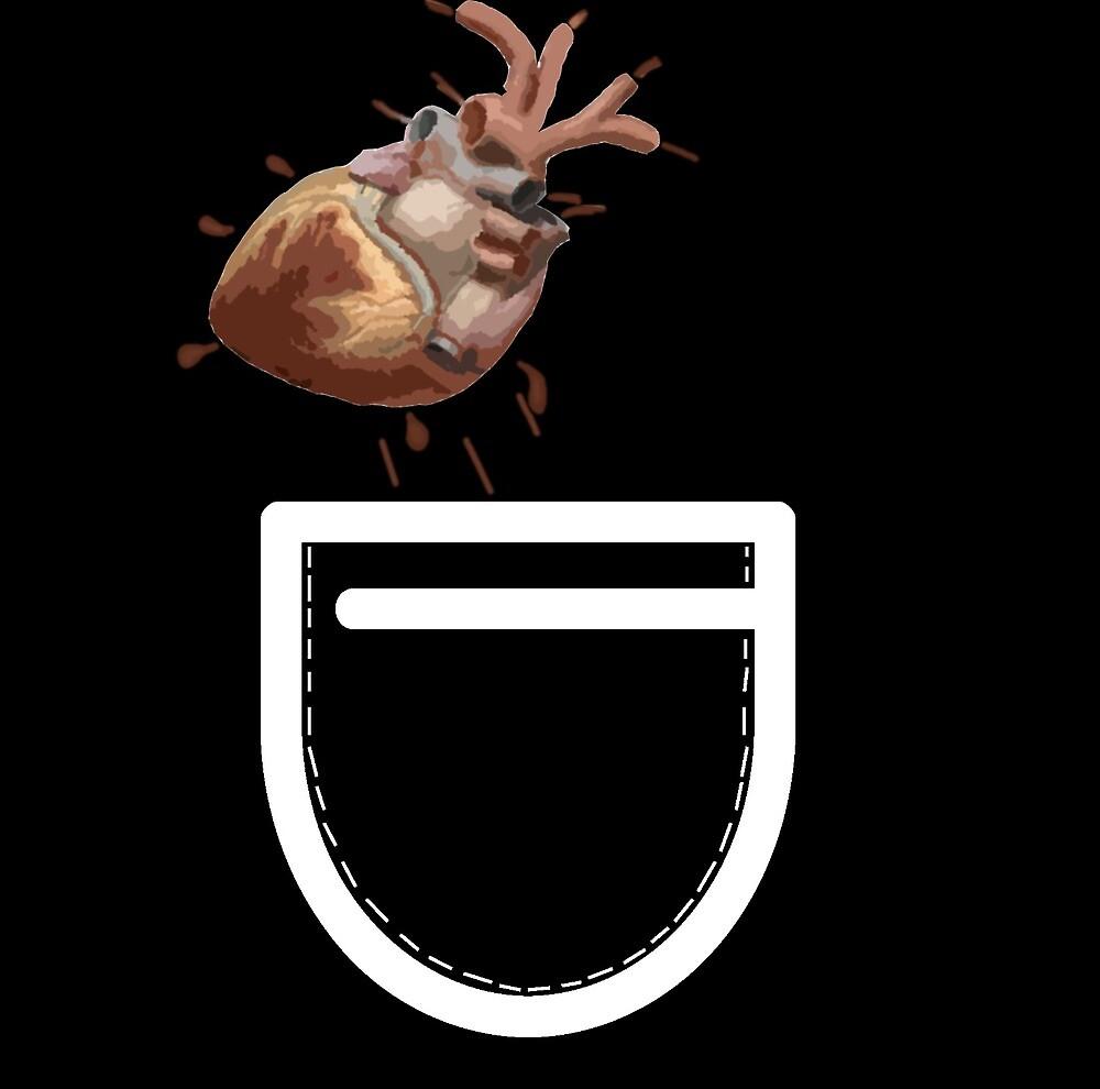 Bleeding Heart in the Pocket by Warnunk