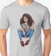 Teddy Bear Hair Unisex T-Shirt
