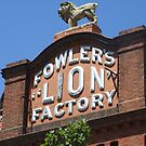 "Fowler's ""Lion"" Factory by Sarah Mosbey"