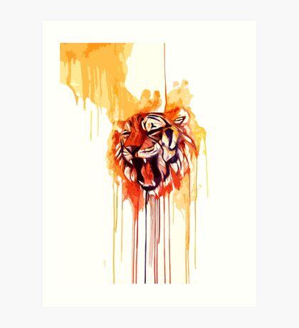 Roar I Art Print