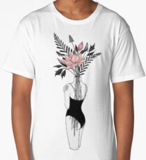 The empty Vase Long T-Shirt