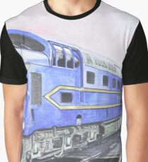 The English Electric Deltic Graphic T-Shirt