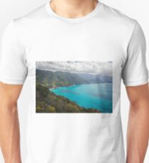 View of Cinque Terre from Path Number 1 T-Shirt