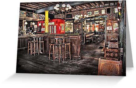 Belgian Beer Cafe Adelaide by Sharon Hammond