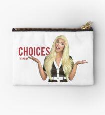 Tatianna - Choices Studio Pouch