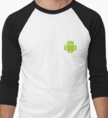 Android Men's Baseball ¾ T-Shirt