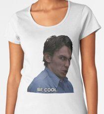 james says be cool Women's Premium T-Shirt