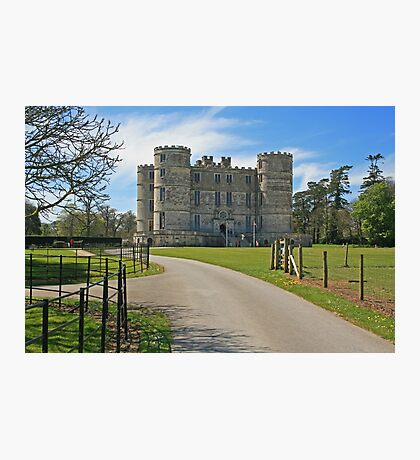 Lulworth Castle Photographic Print