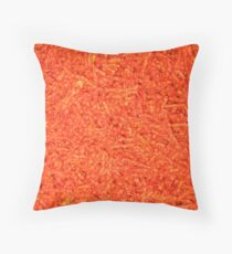 Hot Chips All Over Throw Pillow