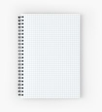 graph paper: spiral notebooks | redbubble