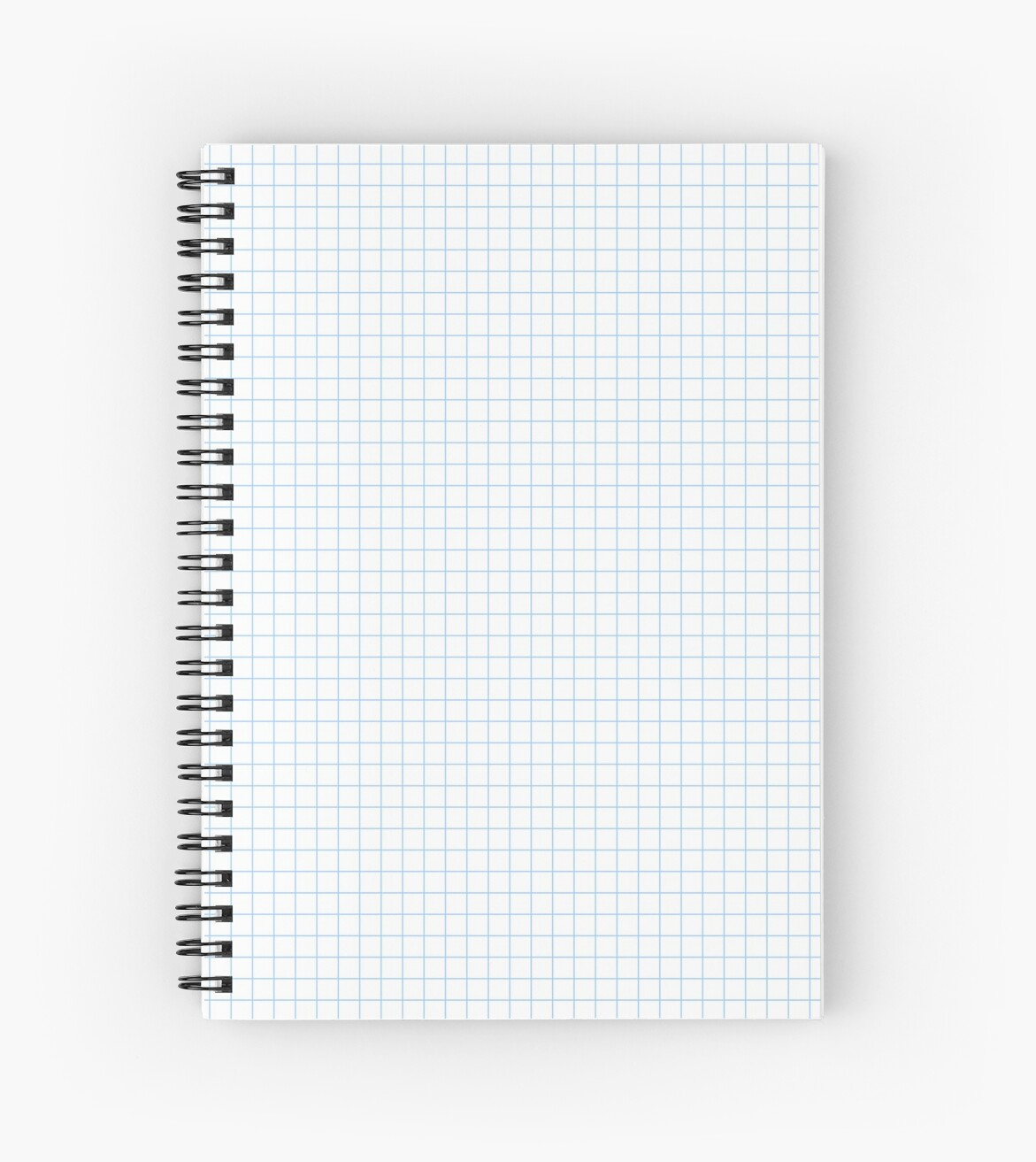 quotgraph paperquot spiral notebooks by ronsmith57 redbubble