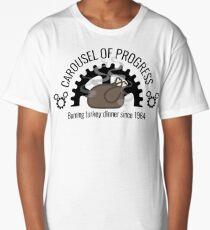 Carousel Tee Long T-Shirt