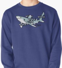 Oceanic Whitetip Squad Pullover