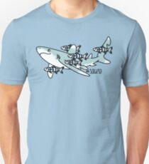 Oceanic Whitetip Squad Unisex T-Shirt