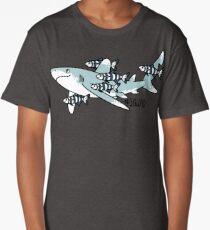 Oceanic Whitetip Squad Long T-Shirt