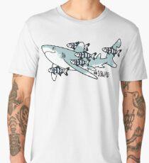 Oceanic Whitetip Squad Men's Premium T-Shirt