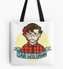 Save Will Graham Tote Bag