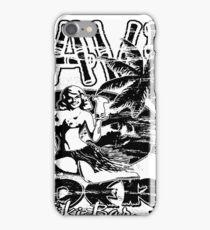 tiki bar iPhone Case/Skin