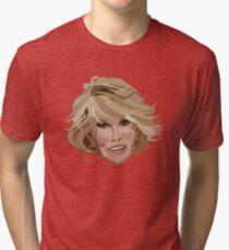Joan Rivers Tri-blend T-Shirt
