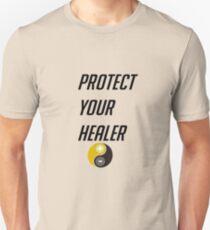 protect your healer (Zen) Unisex T-Shirt
