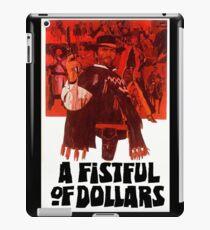 A Fistful of Dollars iPad Case/Skin