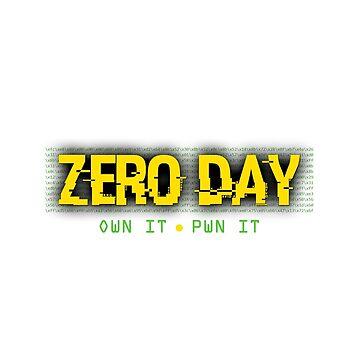 0day - own it, pwn it by xd4rker