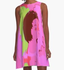 Pink All Over, by Mickeys Art And Design.Biz A-Line Dress