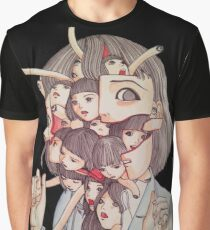 Shintaro Kago Graphic T-Shirt