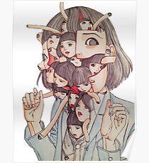 Shintaro Kago Poster