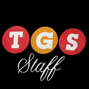 TGS Staff Logo by joshgranovsky