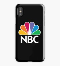 NBC Logo - White iPhone Case/Skin