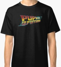 Pup To The Future Classic T-Shirt