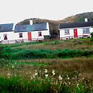 Cottages in Donegal, Ireland by Shulie1