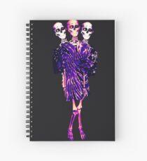 Funke-ton Spiral Notebook