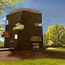 Hamsun's Home - Hamaroy, Norway by Josh Mings
