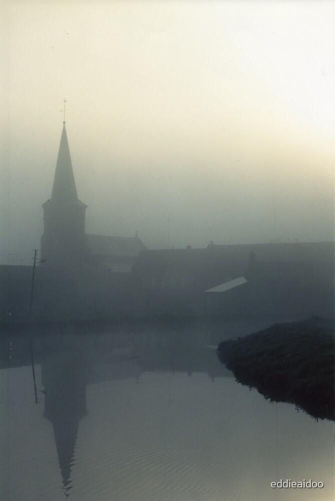 Misty Morning by eddieaidoo
