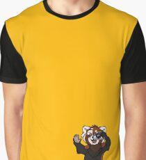 Red Panda Photographer - Alternate Shirts Graphic T-Shirt