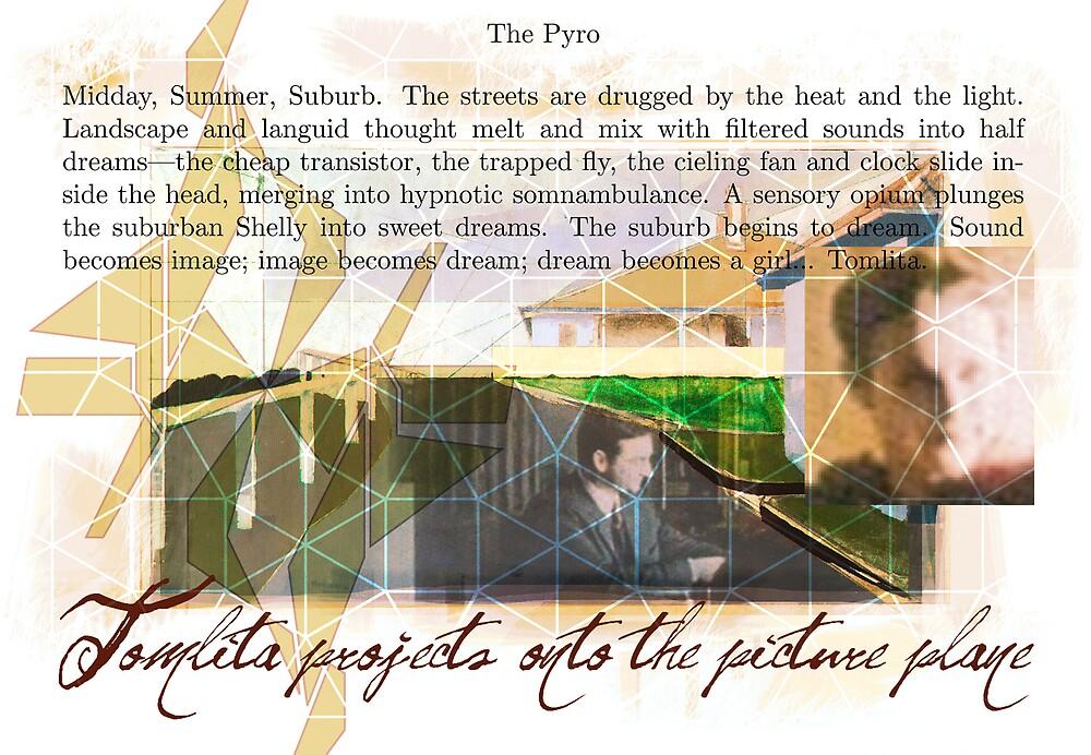 The Pyro 1 by Paul  Milburn